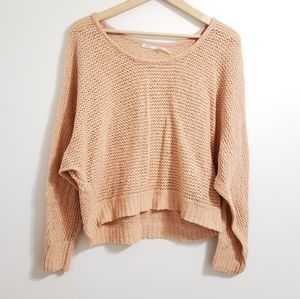 Urban Outfitters Kimchi Blue Coral Sweater